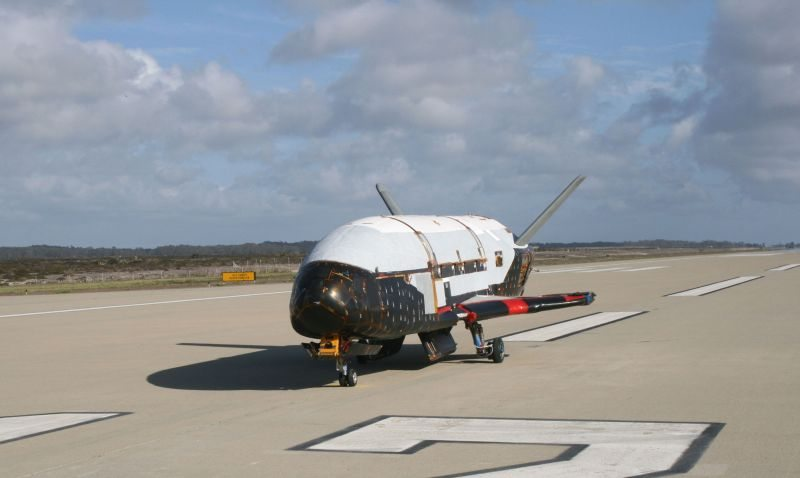 New unmanned spacecraft set to launch