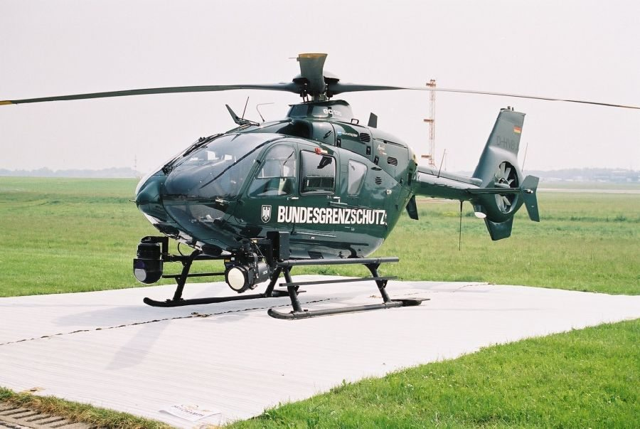 Boeing, Thales Select EC135 for Helico...