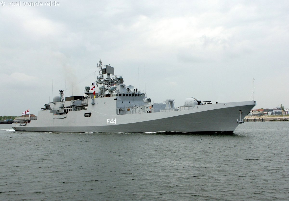 Indian Talwar Frigate
