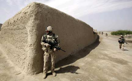 NATO Summit to Focus on Afghanistan, M...