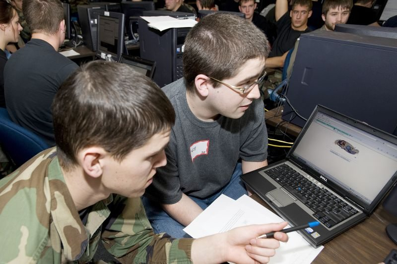 Cadets, students 'CANVAS' networks in hacking challenge