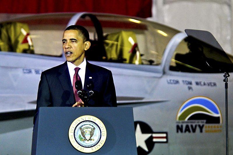 Obama Calls for Balanced Defense Spend...