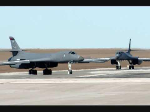B-1 Lancer Bomber