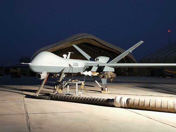 RAF's Reaper Logs 10,000 Hours Over Afghanistan