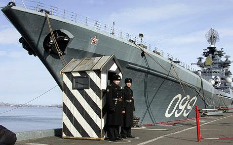 Russian warships hold nuclear defense drills in Indian Ocean