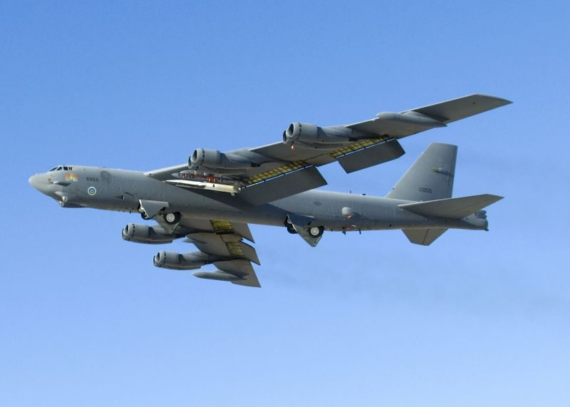 B-52 Bombers Provide RIMPAC 2012 Air Capability