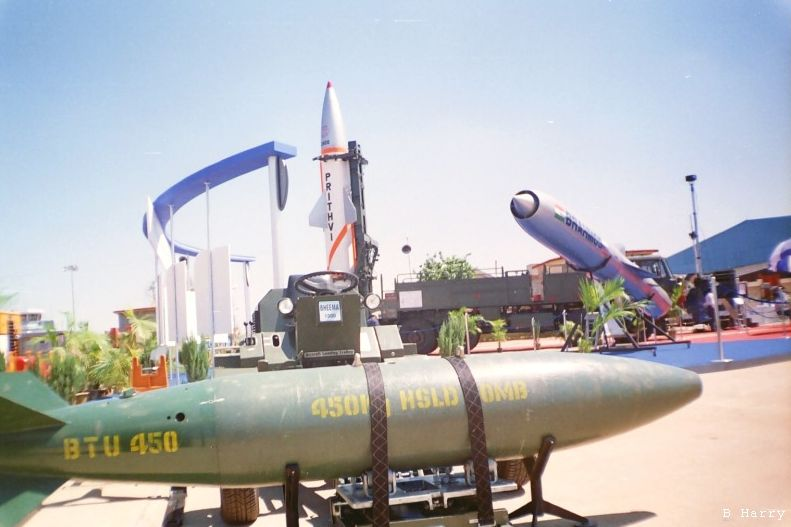Overcome Temptation to Buy Arms Abroad, ICBM Test Expected, Says DRDO Chief