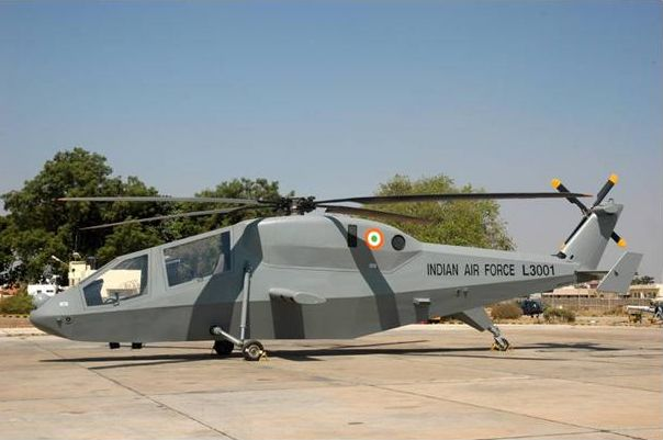India to Unveil Light Combat Helicopter