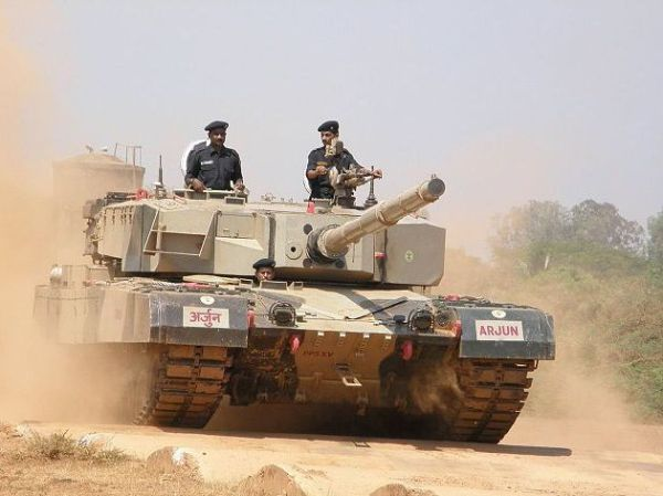 India Orders 124 More Arjun Tanks