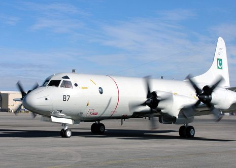 P3C Long Range Maritime Patrol Aircraft Inducted