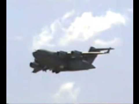 2005 Joint Services Open House – C-17 Globemaster III Demo