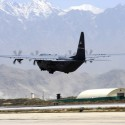 US secures Romanian air base for Afghan pullout