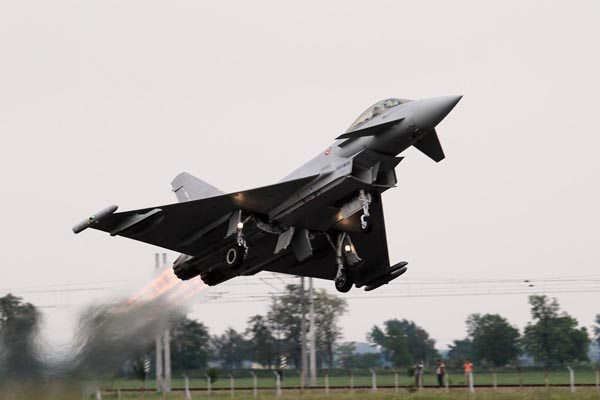 Eurofighter Builds Links with the Czech Republic
