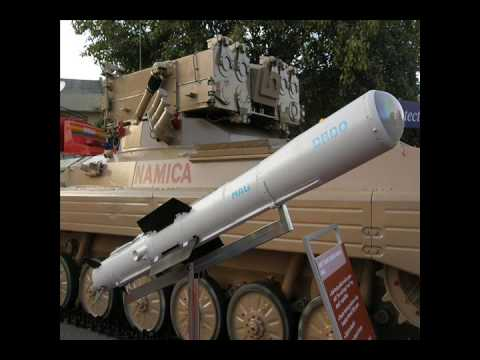 Indian Army Equipments and Weapons (Some weapons By 2015) – Part 5