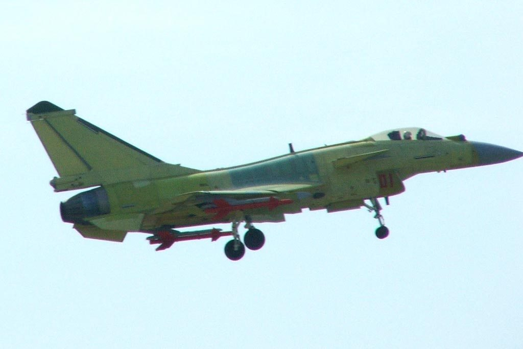 China's J-15 Fighter Superior to Russi...
