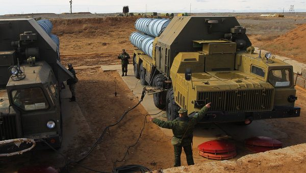 Russia to send Syria missiles as spill...