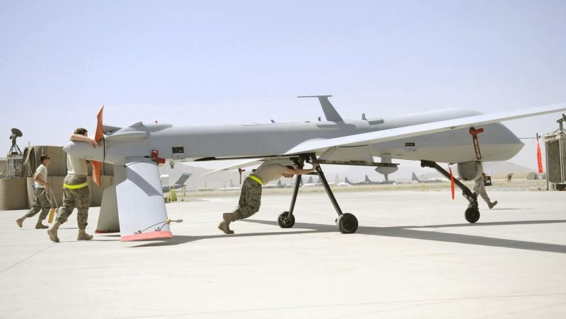 Airmen reach 250K flying hours with remotely piloted aircraft