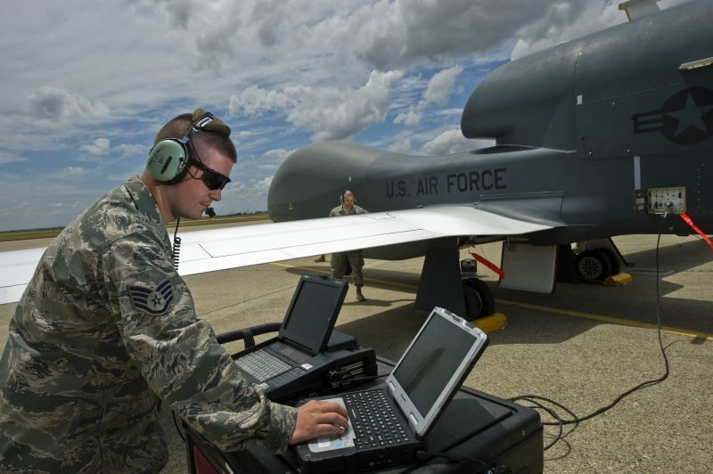 Global Hawk takes northern route, improves efficiency