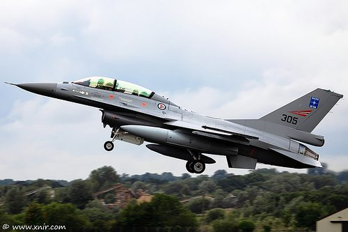 Norway withdraws fighter jets from Lib...