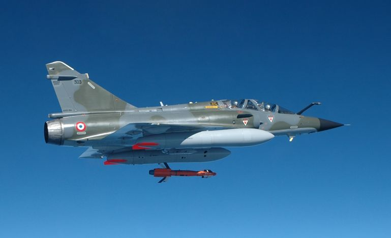 NATO's French, Lithuanian warplanes co...