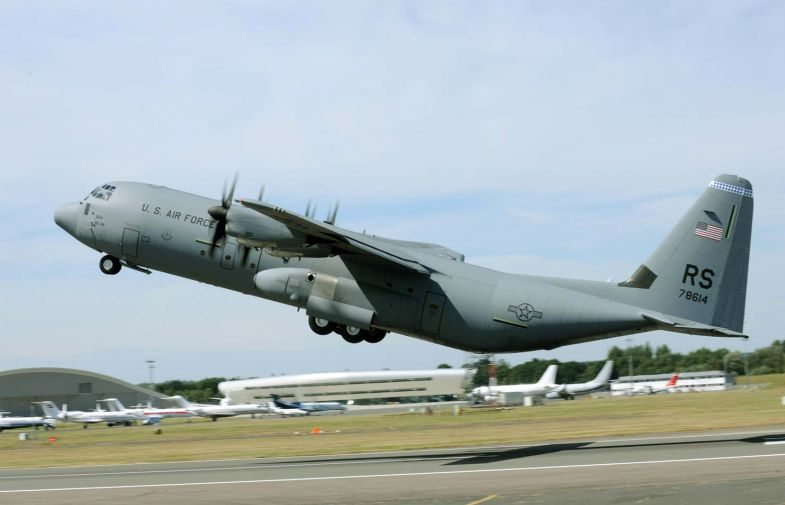 C-130J Super Hercules provides unique look at Air Force mission