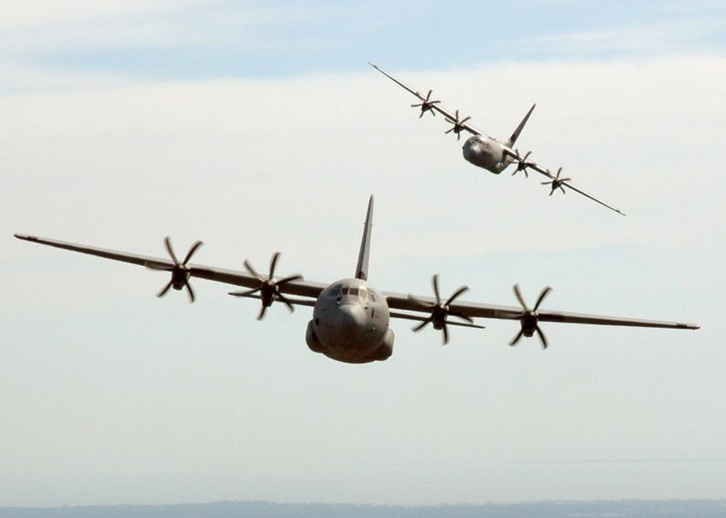 Final C-130J Delivered to Norway Early