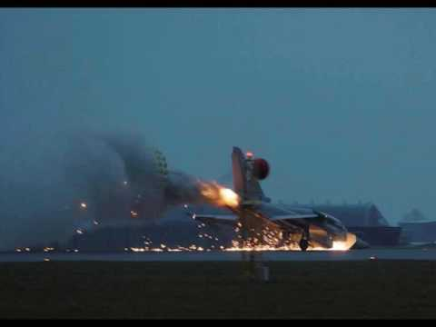 Eurofighter Typhoon Crash