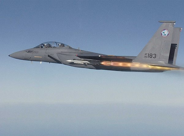 6 F-15s, KC-135 to augment NATO mission in Baltics