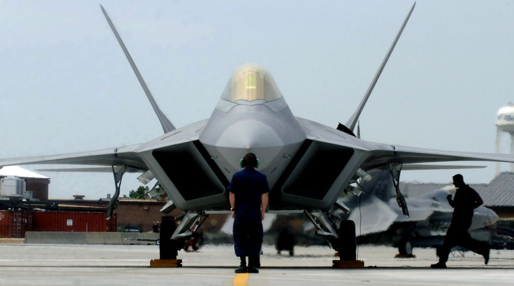 F-22's success more than 'skin deep'