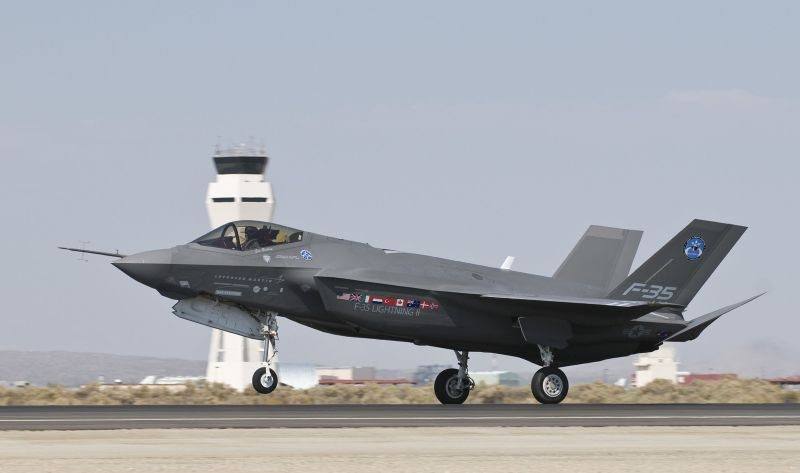 Final F-35A Delivered to Eglin AFB