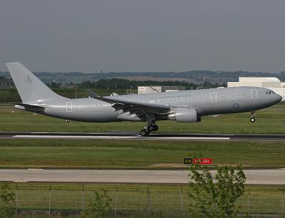 Fourth Airbus Military A330 MRTT Hande...