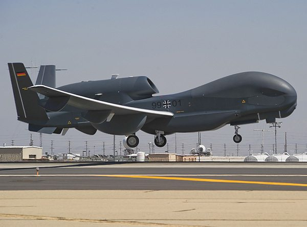 Defence giants call for European drone...