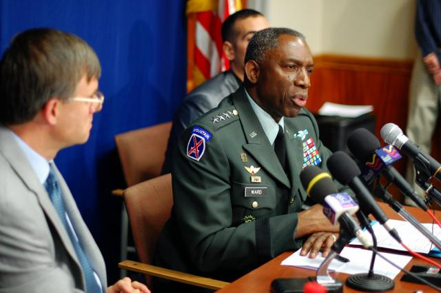 General outlines US mission, challenges in Africa
