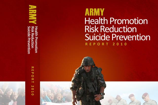 Army Health Promotion, Risk Reduction and Suicide Prevention Report