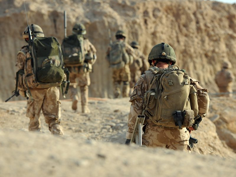Six US soldiers killed in Afghanistan