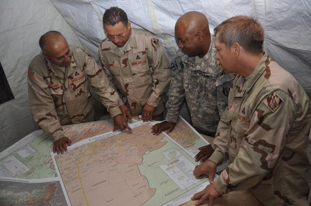 Engineers redesign counterinsurgency tactics in Kandahar