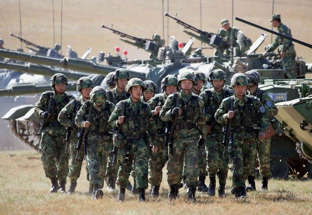 China to Optimize Army Size, Structure