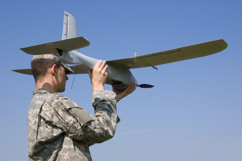 UK Orders Additional Desert Hawk III Unmanned Aircraft Systems