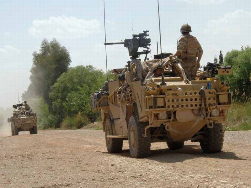 UK Army Chief Warns Against Further Cu...