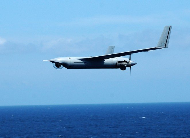 Navy Turns to UAVs for Help with Radar...