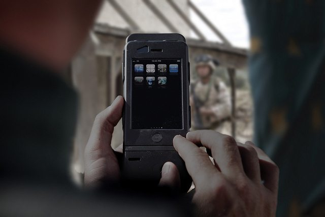 NSA locates cell phones even when they...