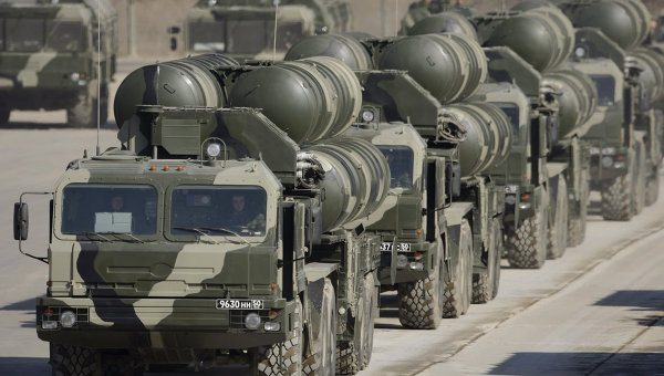 Delivery of S-500 Air Defense System D...