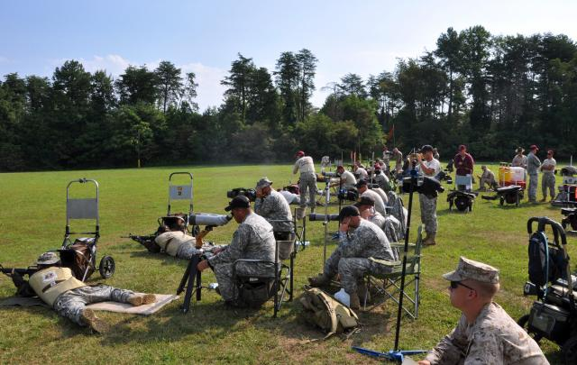 Army shooters take title at interservice championship