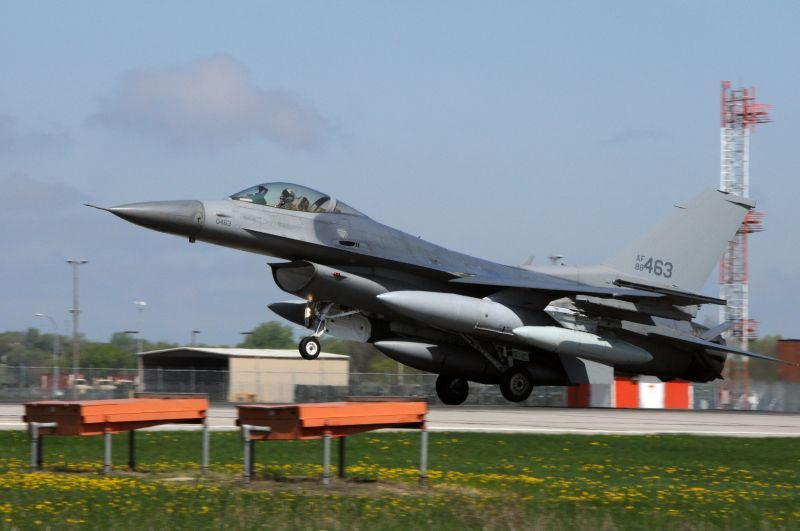 South Dakota Air National Guard wing named top fighter unit