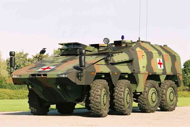 Germany Deploys Boxer Armored Vehicles to Afghanistan
