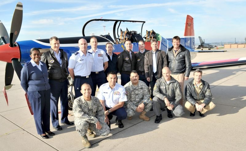 USAF Uses Pilatus PC-9s to Train JTACs