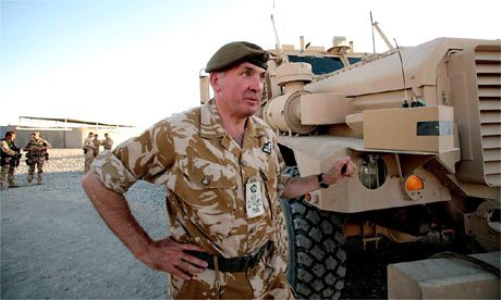 Former British Army Chief Blasts Blair, Brown for Inadequate War Funding