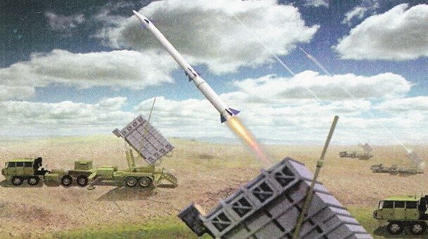 US, Israel Sign Agreement to Develop David's Sling Weapon System