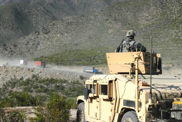 Counterinsurgency ops in Afghanistan appear to be paying off