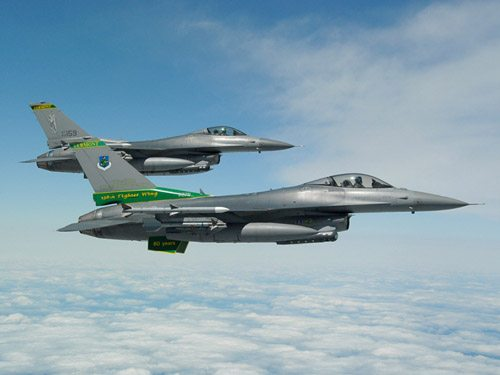 Thailand Requests F-16 Mid-Life Upgrade